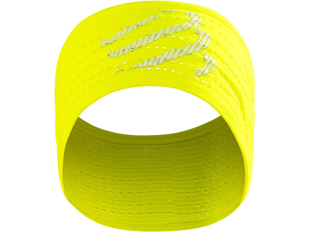 Compressport On/Off Hovedbeklædning, fluo yellow